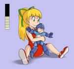 [Mega Man] Life Bar