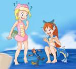 [Pokemon X and Y] Coast Play