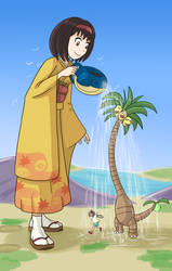 [Pokemon Series] Watering by Display-This-Anyway