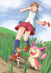 [Pokemon OmegaRuby and AlphaSapphire] At Lass2