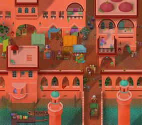 RPG Maker - Oriental Marketplace