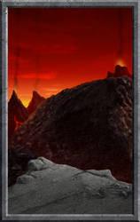 Arena/Daggerfall Dark Elves Portrait.