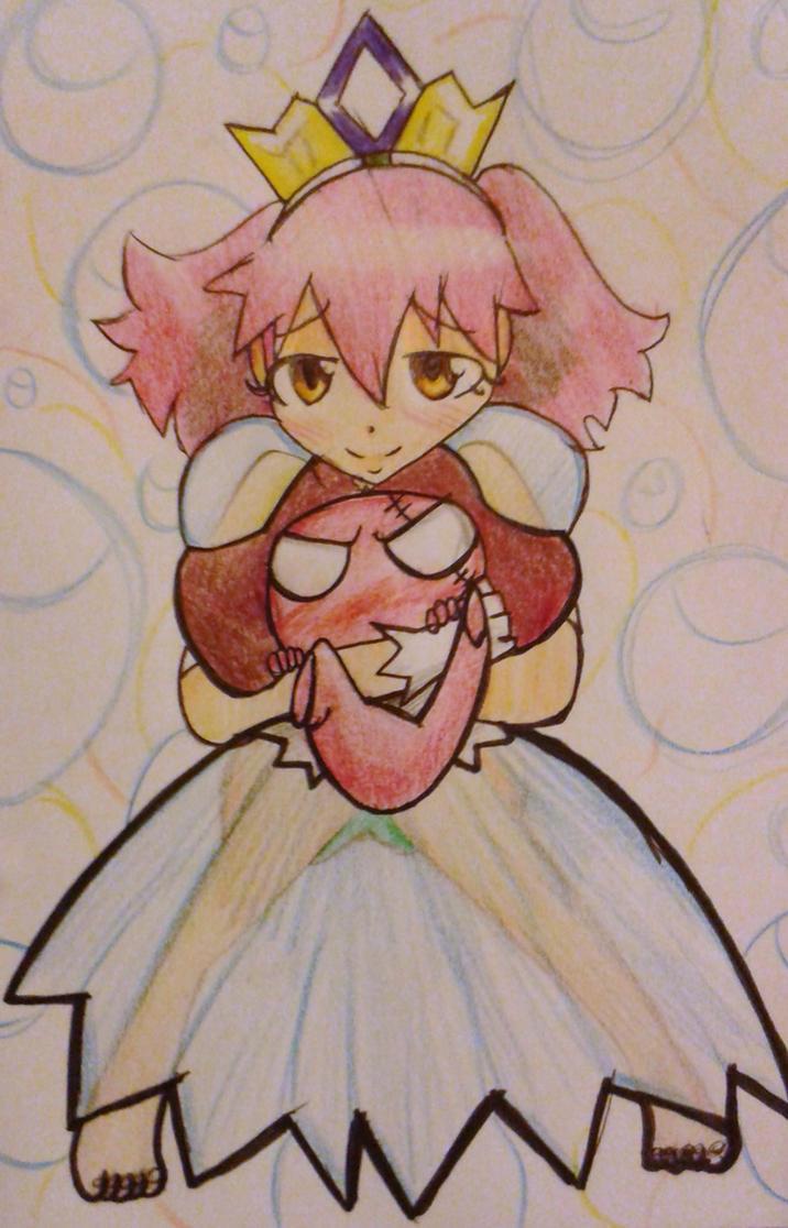 Princess Natsumi My Giroro by Amely14128