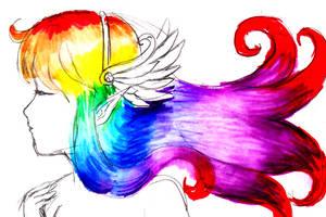 Rainbow by nelli-sama