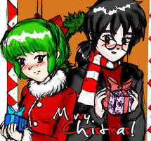 Merry Christmas by nelli-sama