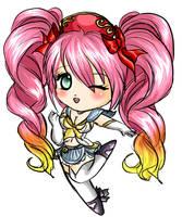 Mushihimesama: Chibi Reco-chan by nelli-sama
