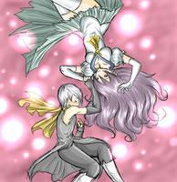 Secret Lover - Mushihimesama by nelli-sama