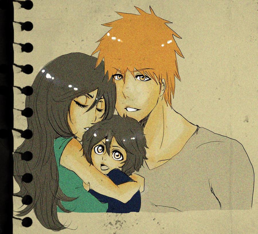 IchiRuki family 2 by teodoralovesteo on DeviantArt