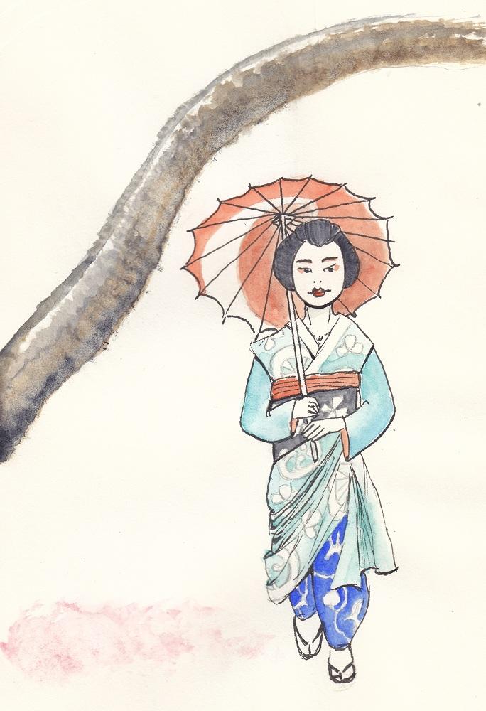 Geisha by Nooknook