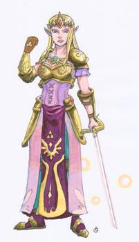 Zelda Hyrule Warriors colo