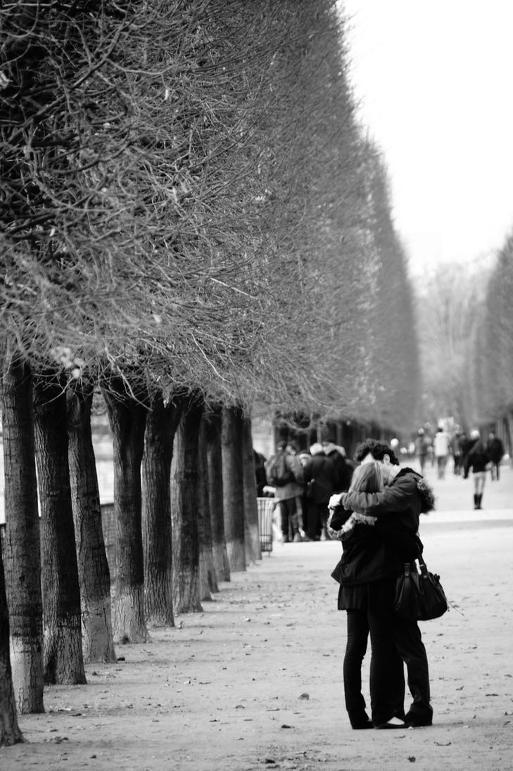 Love in Paris by Heurchon