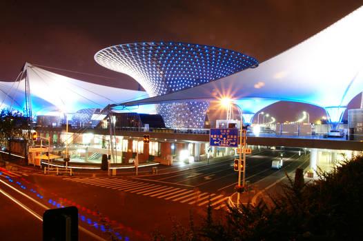 The new Shanghai city