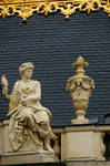Statue on the roof 2
