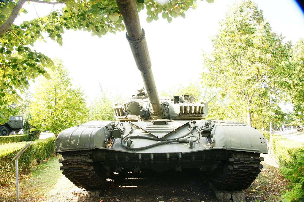 USSR Tank by Heurchon