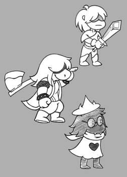 Sketch - The Fun Gang