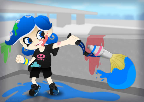 Octo Middy's Turf War
