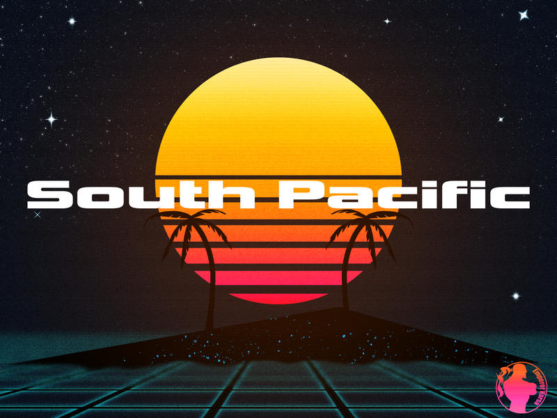 South Pacific by Emperorkarsa