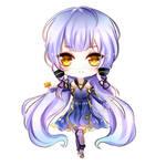 [Vocaloid Chinese] chibi Stardust [w speedpaint]