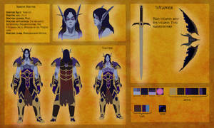 Isarion Reference sheet - page 2