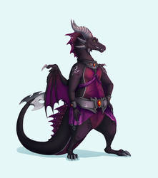 Commission - Reignited Feuriah