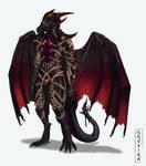 Commission - Aledirth Armor