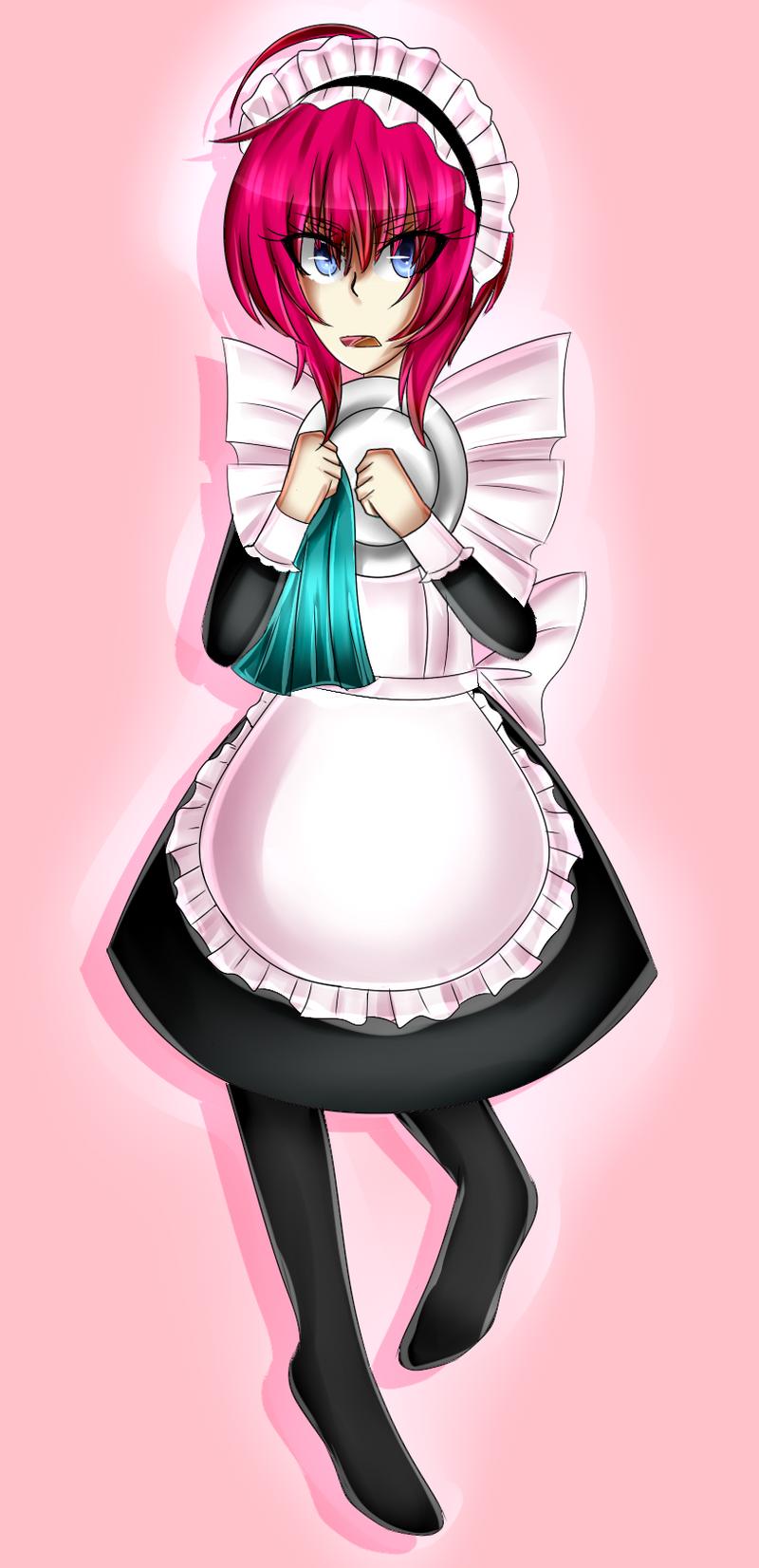 Anime shounen maid curo-kun: tenshi no uta