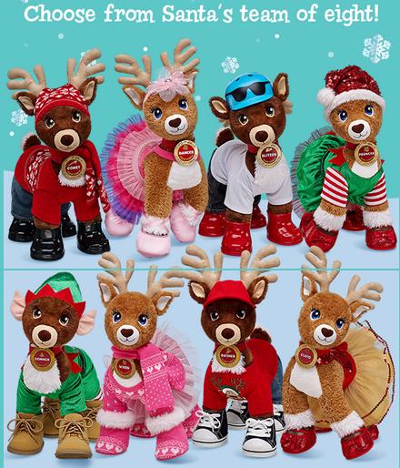 Santa's Reindeer by kalicothekat