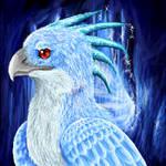 Phoenix of the Ice Caves