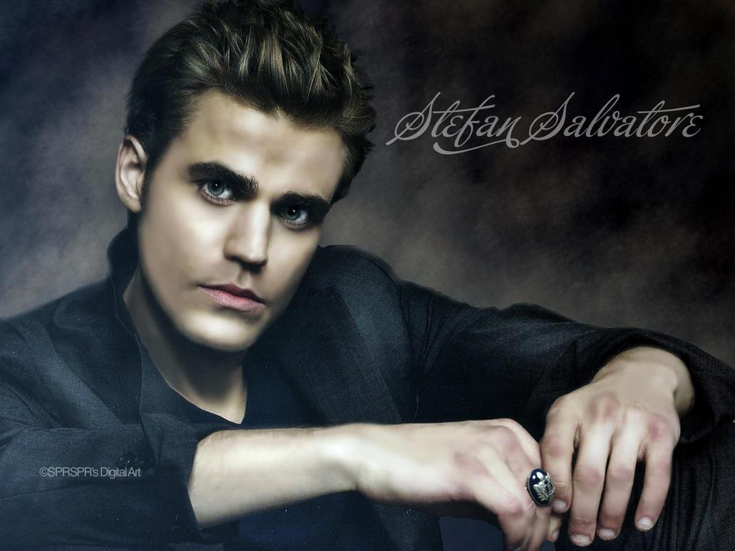 Stefan Salvatore by SP...