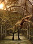 After the fall of Jurrasic Parc