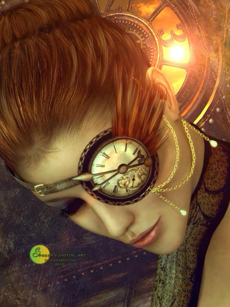 Time by SPRSPRsDigitalArt