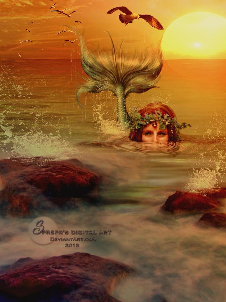 A rare scenery by sprsprsdigitalart on deviantart for Buy digital art online
