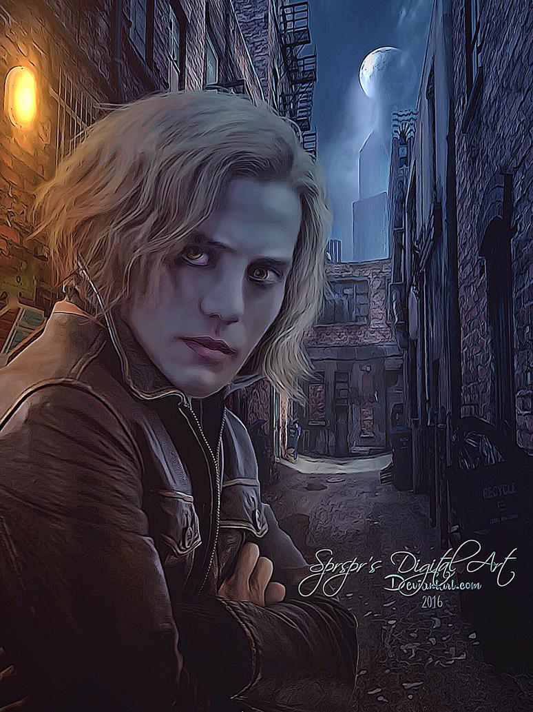 Jasper by SPRSPRsDigitalArt