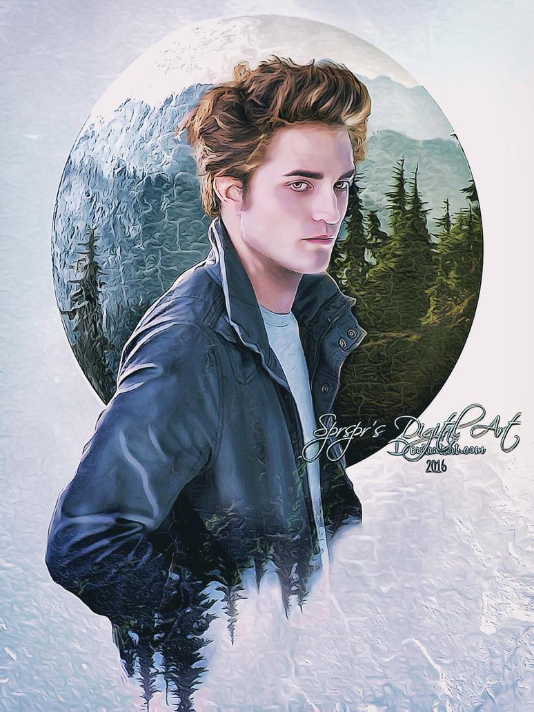 Edward by SPRSPRsDigitalArt