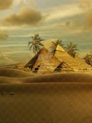 Premium premade background: Egypt