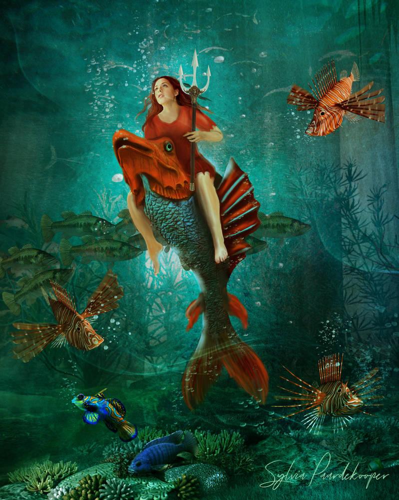 Fantasy sealife