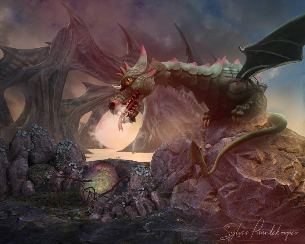 Theme Park Efteling: The Dragon