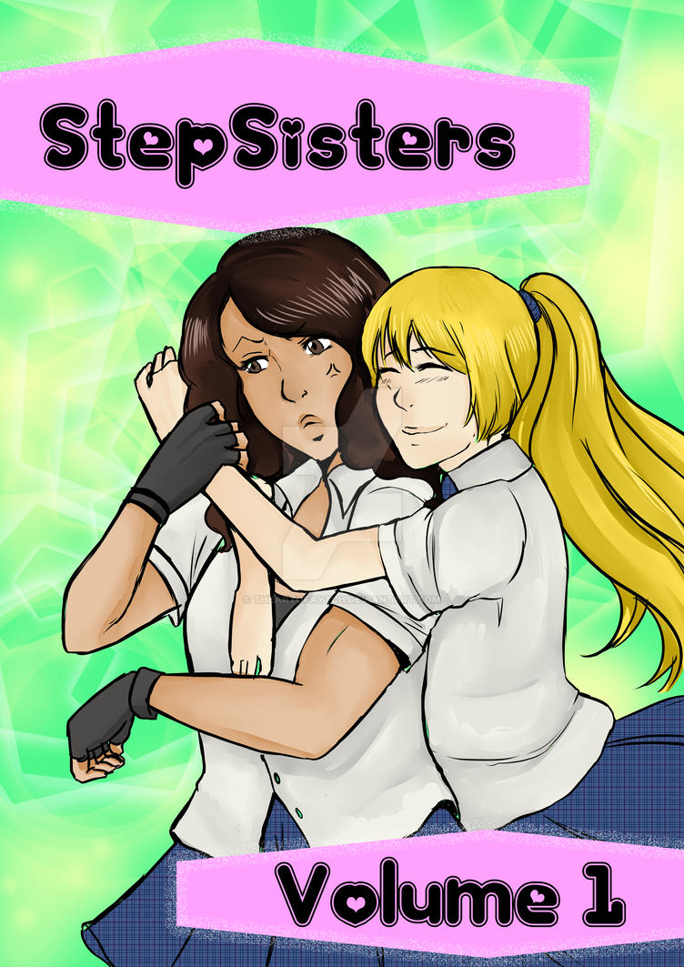 StepSisters Cover 1 by Maya1121