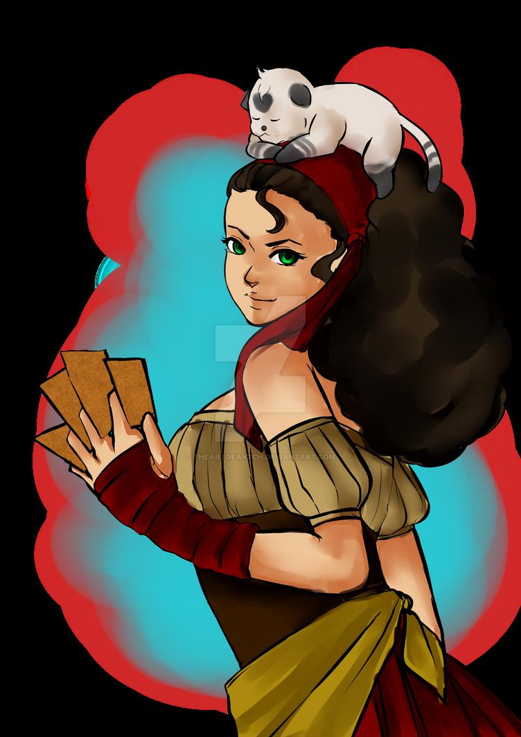 [KA] Fortune Teller~ by Maya1121