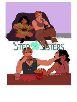 [StepSisters] BFF Things
