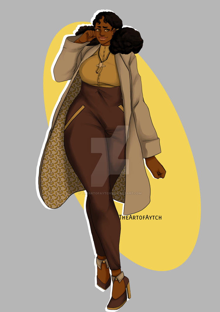 [COMM] Donna by TheArtofAytch