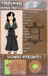 [HLV] Asukai Jouichi Academy Profile by TheArtofAytch
