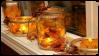 Fall jars by Strayva