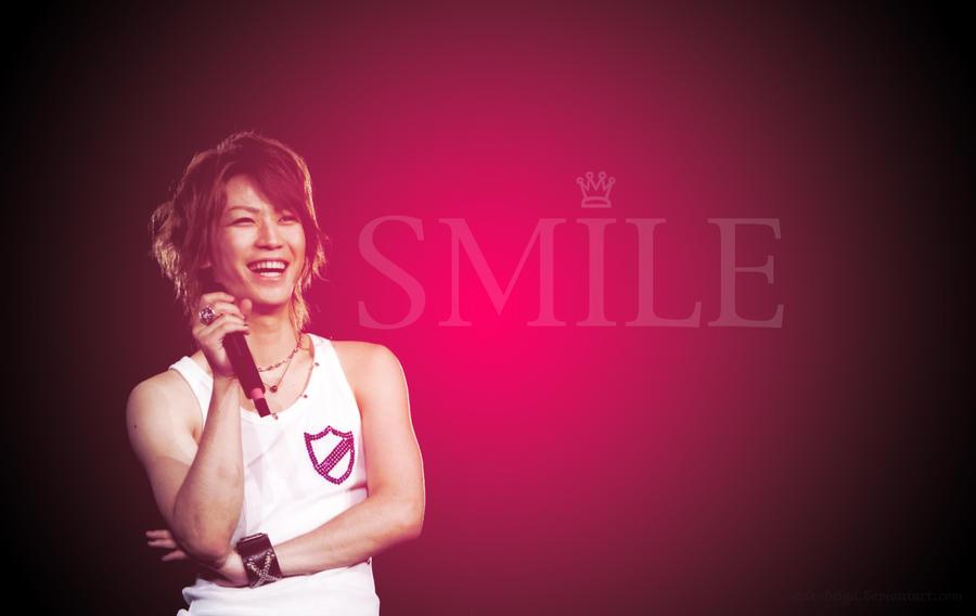 Kamenashi Kazuya Smile Kamenashi Kazuya_SMILE...