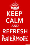 Keep Calm Pottermore