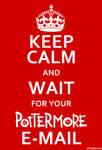 Keep Calm Pottermore 2