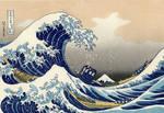 TARDIS v. Katsushika Hokusai