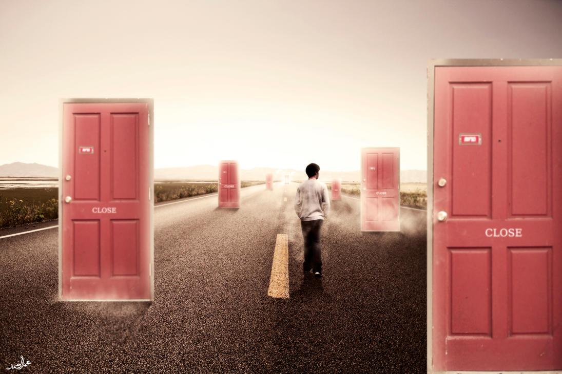 Closing Doors F : If all doors closed door of repentance not close by