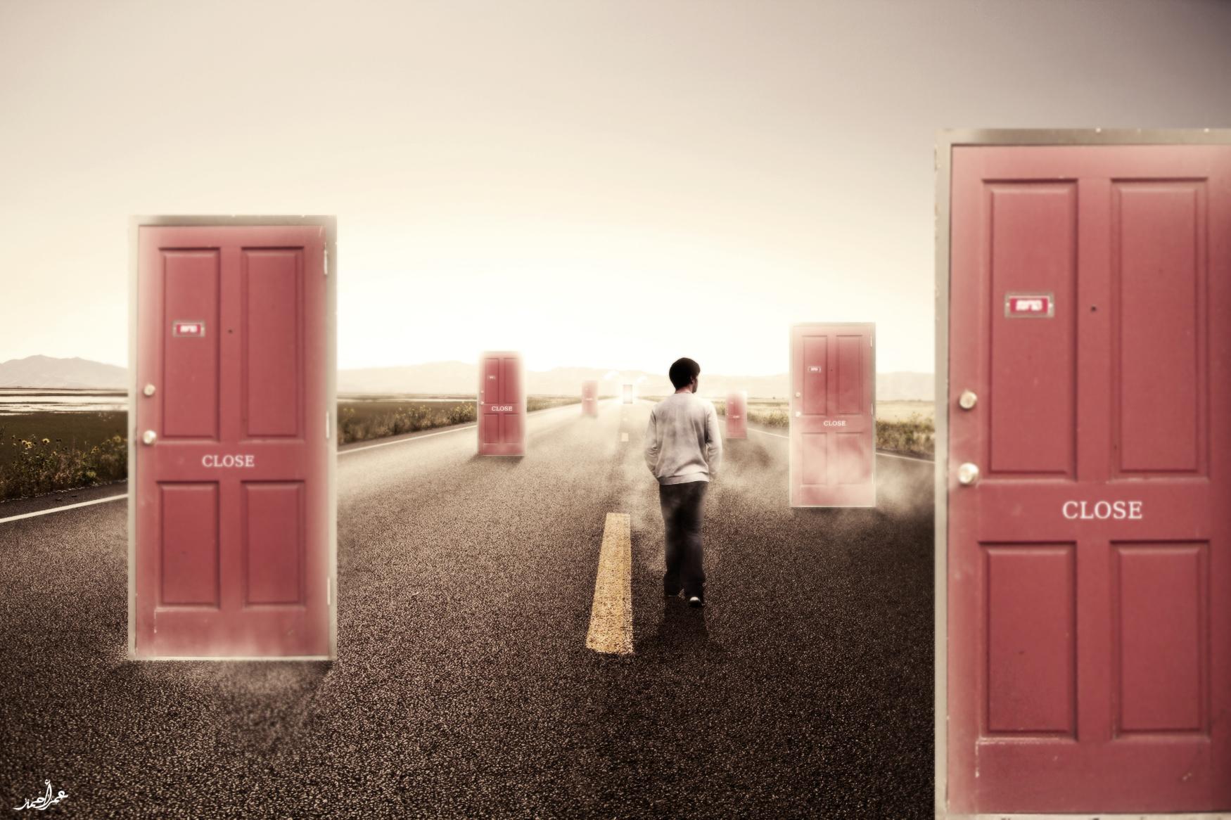 If all doors closed door of repentance not close by for Door not closing