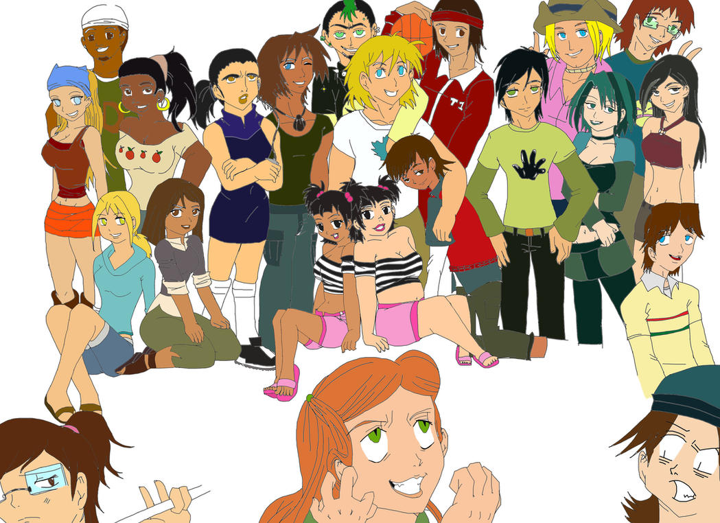 TDI_Colored_Not Finished by blwhere on DeviantArt